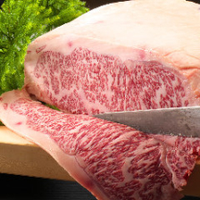 A5の肉の旨味溢れる上質な味わい