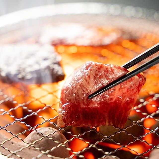 肉の芸術品と言われる『松阪牛』