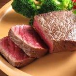 アンガスブラックのステーキ【池袋 宴会 個室】