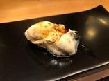 魚は能登半島周辺、米は能登産、地元の食材を使っておもてなし