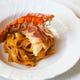 オマール海老のパスタは世代を超えてお客様に大人気