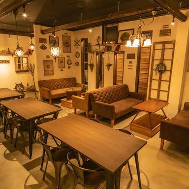 肉バル Re:come (リカム) 太田店 店内の画像