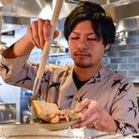 『肉豆腐』は、じっくり煮込んだお酒に合う逸品!