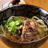 讃岐仕込みのコシのある自家製麺
