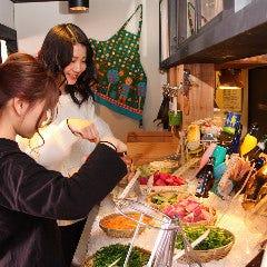 お野菜の縁結び ベヂロカ 名駅本店 メニューの画像