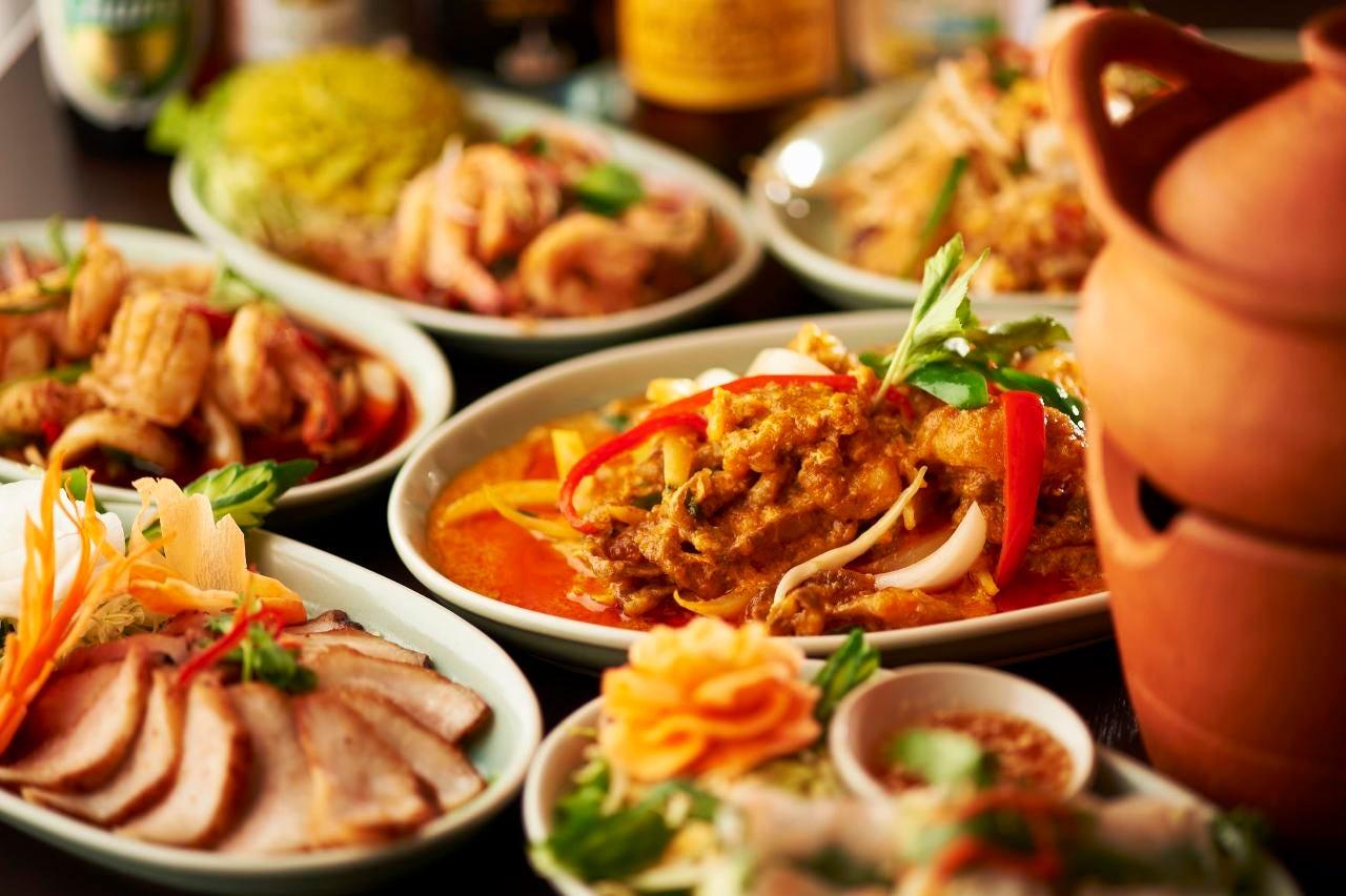 タイの食卓 クルン・サイアム 渋谷文化村通り店
