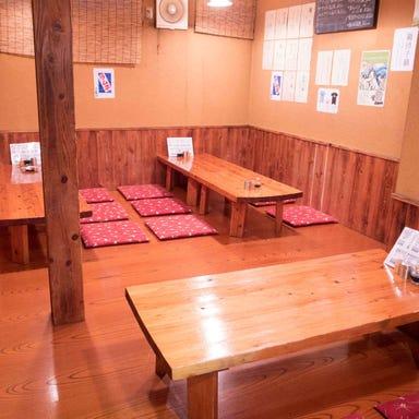 がってん 田原町店 店内の画像