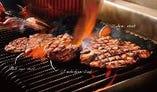 ウルフギャングこだわりの肉料理をご賞味ください!!