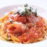 ●スパゲッティ トマトソース
