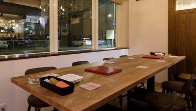 日本酒BAR masu/masu 草津店  店内の画像