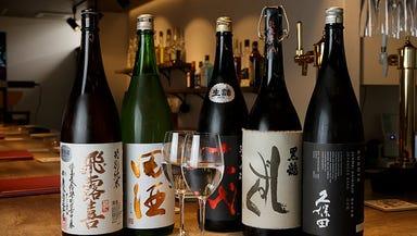 日本酒BAR masu/masu 草津店  こだわりの画像
