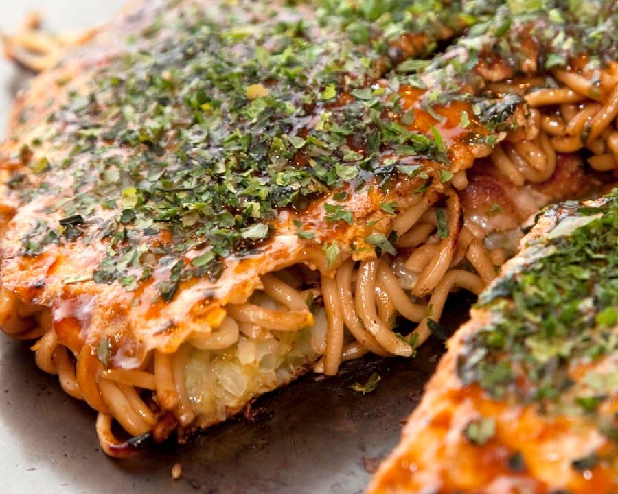 広島産地直送のゆで麺♪
