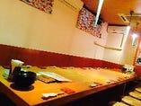 【個室】20名様収容可能な完全個室