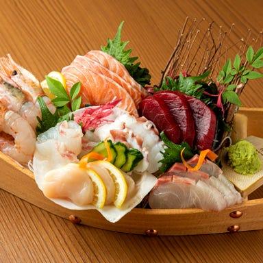 木屋町酒場 魚ます  メニューの画像