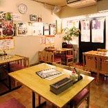 【2~16名様/テーブル席】会社宴会や女子会に!居心地抜群 鶴橋のアットホーム空間