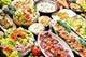無農薬新鮮野菜たっぷりのコース料理で席時間無制限の宴会OK!