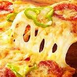 オリジナルピザ