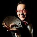ゲストマジシャン「竹の月照師」マジック歴30年に物言うマジシャン!「シュールな言葉でお客様を魅了しています」