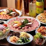 本格的な韓国料理と焼肉をお楽しみください♪