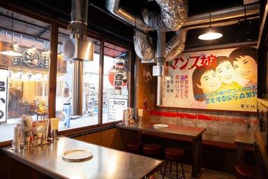 昭和ロマンス酒場 難波中店 店内の画像