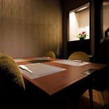 接待や大事なお席におすすめ 完全個室「VIPルーム」