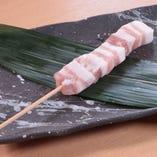 島豚の串カツ