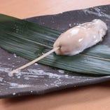 【串揚げ】牡蠣