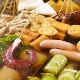 島食材を使った『島おでん』は、伊良部島の新鮮なかつお節×てびちの奥深い味わい