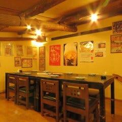 広島の地酒とご当地居酒屋 獅魂[しこん]中新地 店内の画像