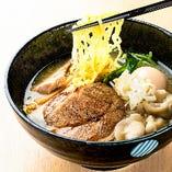 コシがきいた食べごたえある麺類【東京都】