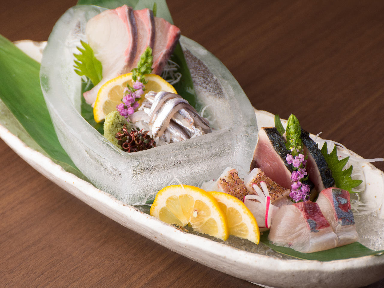 ◆新鮮な広島の海鮮をどうぞ