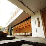 日本庭園の澄んだ空間を愉しむ