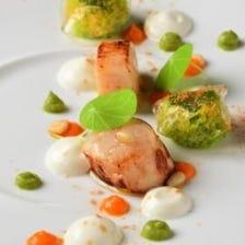 イタリアの今を再現する本場の料理