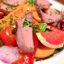 野菜ソムリエのパワーサラダ