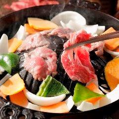 焼肉ジンギスカン 越谷屋 レイクタウン店