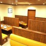 2階は全席BOX席でフロア貸切は30名様までOKです。