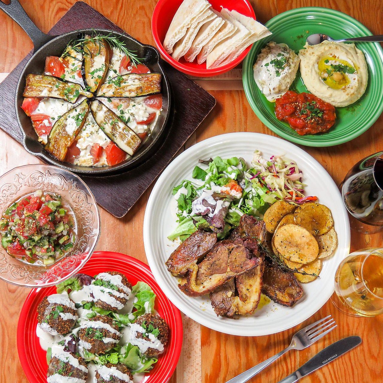 イスラエルの定番料理