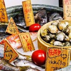 魚菜丸 鹿児島中央駅店 本店(さかなまる)