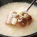 ソロンタン ~牛・牛骨スープ~