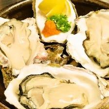 季節の国産食材を使用した和食が自慢