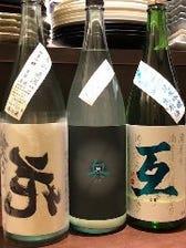 全国各地の地酒をご用意!!