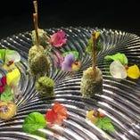 フォアグラ・うさぎ・カエルなど高級食材を多種取り揃えています