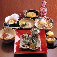 旬の味わい季節らしさを愉しむ京懐石