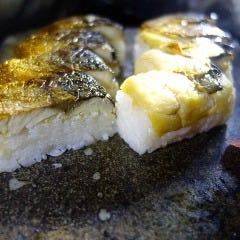 【激ウマ!】焼サバ寿司