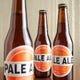 月替わりのクラフトビール。10月は箕面ビール「ペールエール」