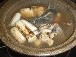 すっぽん鍋など鍋類始まりました