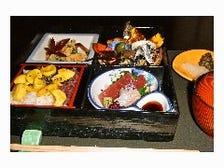 お昼の料理 松花堂 限定10食    ※ご予約にて10食以上もお受けいたします。