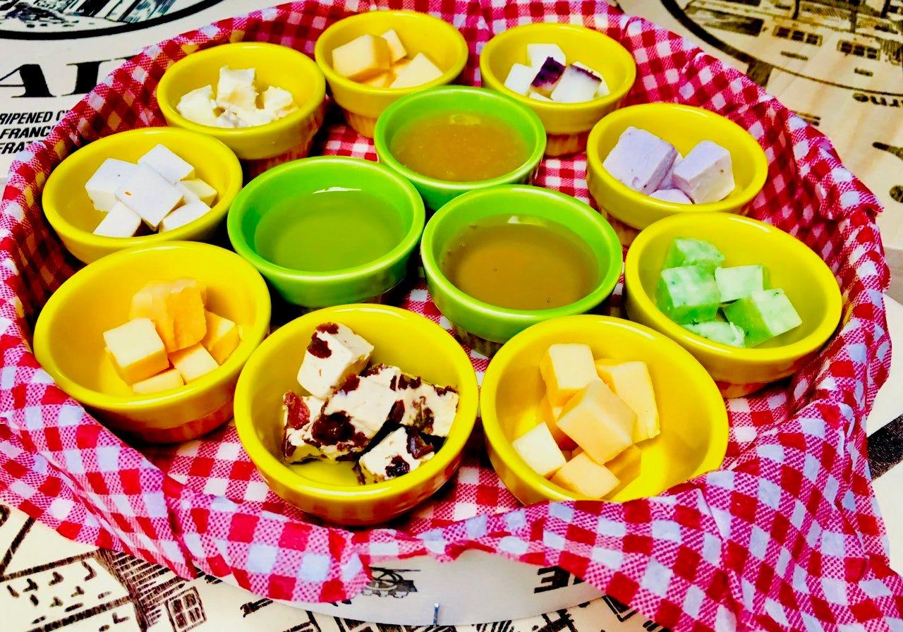 チーズ食べ放題コース!