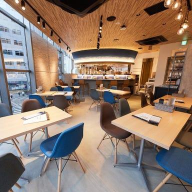 北斎麦酒醸造所 錦糸町プラザビル本店  店内の画像