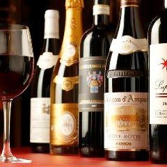 神の熟成肉と50種類のワイン ラ.ルピカイア亀戸